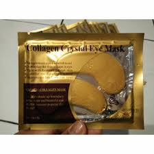 Jual Masker Mata Di Malang jual masker mata gold eye collagen di lapak cjcollections cjbeauty