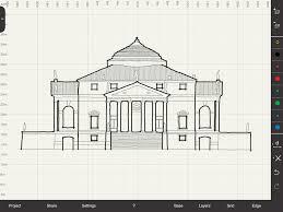 floor plan rendering drawing hand napkin 6 loversiq