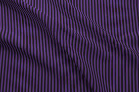 halloween black purple stripe fabric bellamarie spoonflower