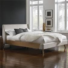 Platform Bed California King Fashion Bed Palmer Upholstered California King Platform Bed In