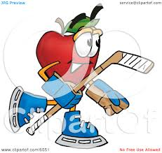 red ice hockey stick clipart china cps