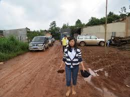 nissan leaf xe qc chương trình từ thiện tại bondudah tỉnh đắc nông chúng tôi gọi đó
