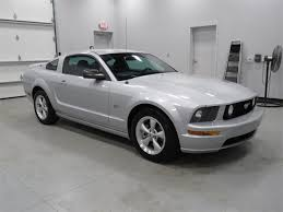 Black 2007 Mustang Ford Mustang Gt Deluxe For Sale Used Cars On Buysellsearch