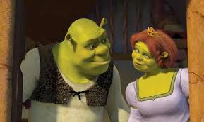 blogger bride overlooked wedding attire shrek fiona