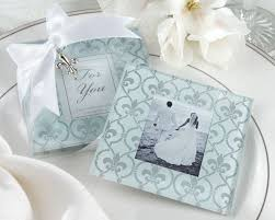 wedding favor coasters 7 best photo coaster gifts favors images on photo