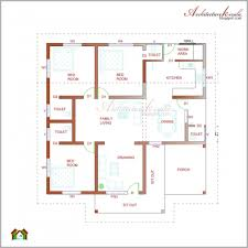 inspiring astounding two bedroom house plans kerala style as 3