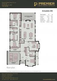 the armadale by premier builders group floorplans pinterest