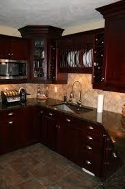 Dark Kitchens With Dark Wood And Black Kitchen Cabinets Dark - Dark kitchen cabinets