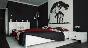 black wall paint ideas home design
