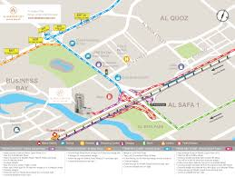 Dubai Metro Map by Arrival Information To The St Regis Hotel In Dubai