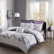Purple Floral Comforter Set Buy Purple Floral Bedding From Bed Bath U0026 Beyond