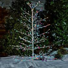 7 led white blossom tree sam s club