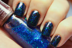 file glitter nail polish blue jpg wikimedia commons