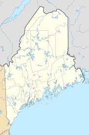 Harbor College Map File Usa Maine Location Map Svg Wikimedia Commons