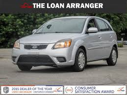 2010 minivan used 2010 kia rio5 for sale in barrie ontario carpages ca