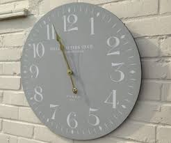 uncategorized contemporary wall clocks excellent large 145 modern