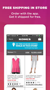 kohl u0027s scan shop pay u0026 save android apps on google play