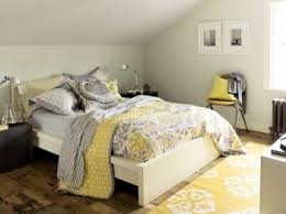 Gray And Yellow Bedroom Decor Decorating With Gray And Yellow