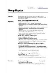 Example Resume Profile Statement by Free Resume Templates International Cv Format In Word Download