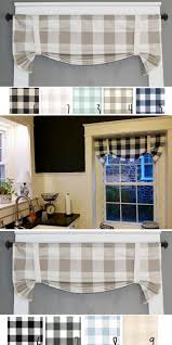 Modern Kitchen For Cheap Cheap Primitive Curtains Blue Valances For Bedroom Kitchen