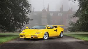 1981 lamborghini countach lp400 s wallpapers u0026 hd images wsupercars