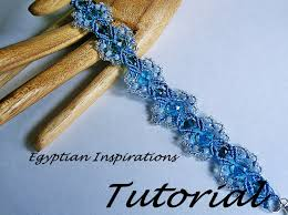 bracelet macrame patterns images Micro macrame tutorial pattern beaded bracelet pattern jpg