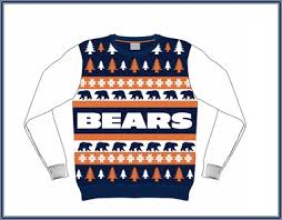ugliest of nfl sweaters browns redskins bengals or chiefs