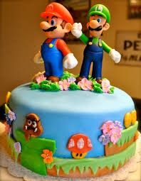 Super Mario Decorations Easy Super Mario Cakes Ideas U2014 Fitfru Style