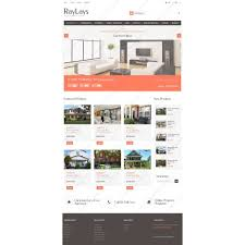 Real Estate Responsive Website Templates by Responsive Real Estate Store Prestashop Addons