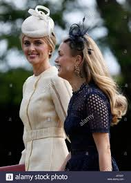 Englefield Berkshire Donna Air And James Middleton Stock Photos U0026 Donna Air And James