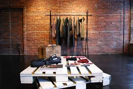 awesome retail clothing store interior design room design plan