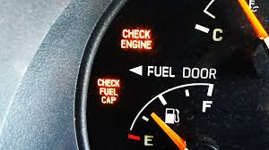 ford edge check engine light flashing check gas cap light fix youtube