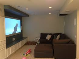 basement theater room oakley home improvement