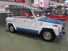 volkswagen vehicles list classic volkswagen thing for sale on classiccars com