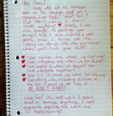 to write a love letter to an ex