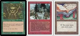 Mtg Card Design 2 Answers Which Magic The Gathering Cards Have Pop Cultural Or