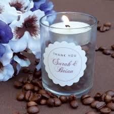wedding favor candles coffee bean candle wedding favors coffee bean candle wedding