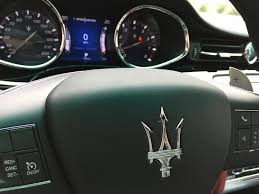 maserati steering wheel review 2015 maserati quattroporte ny daily news