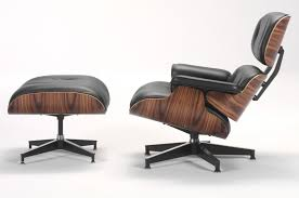 brown chair and ottoman herman miller eames lounge chair and ottoman gr shop canada