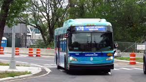 Q31 Bus Map 2015 New Flyer Xd40 Xcelsior 7449 On The Q70 Select Bus Service