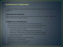 Council Of Architecture Professional Practice Pdf The Architects Act 1972