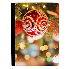 Red And White Christmas Lights Amazon Com Image Of Red And White Christmas Ball Ornament With