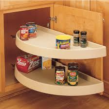 100 lazy susan organizer for kitchen cabinets colors amazon com interdesign kitchen lazy rev a shelf traditional half moon pivot slide 2 shelf polymer