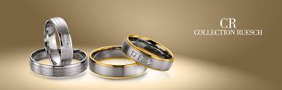 buy ruesch wedding rings juwelier steiner