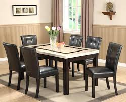 best marble top dining room sets gallery rugoingmyway us