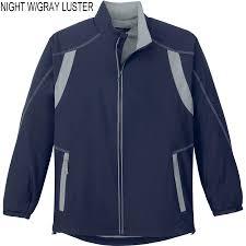 blue ash color ash city north end men u0027s lightweight color block jacket 88155