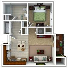 efficiency apartments in indianapolis dorfman property management