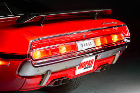Dodge Challenger Tail Lights - this u002770 challenger looks stock but it will kick your