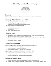 examples of amazing resumes advertising agency resume examples resume for your job application advertising internship resume template good objective for