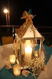 Beach Theme Centerpiece Ideas by 36 Best Blue Beach Theme Weddings Images On Pinterest Beach